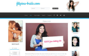 Filipina Brides Are Waiting For Their Husbands On Filipina-Bride.Com